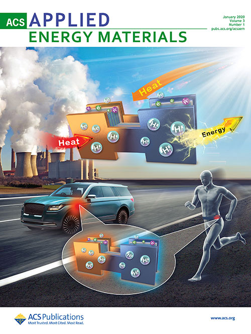 ACS Applied Energy Materials January 2020