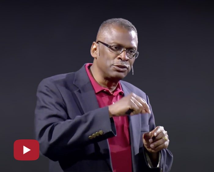 Lonnie Johnson TED Talk